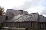 Installing Metal Roofing 66