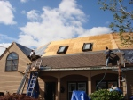 How to install asphalt roofing shingles
