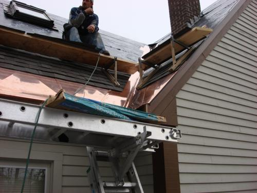 Delightful Roofing Business